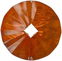 SB7C - 4X4 Disk Squirrel Baffle - Copper Tint - USA [763945578118]