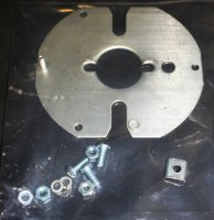 926213 - Bottom Plate Replacement Kit
