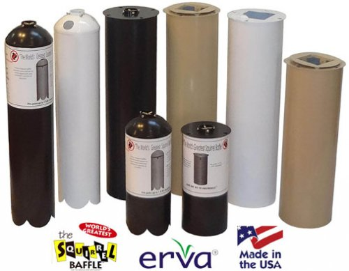 Cylindrical Baffles