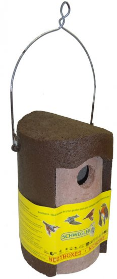 "110/8 - Schwegler Nest Box 1-1/2"" Entrance Hole - Click Image to Close"