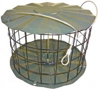 CYFB2 - Seed Cylinder Feeder Dove Proof - USA