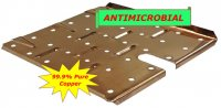 26247 - Sub-Floor Tray / SQUARE (Genuine Copper)