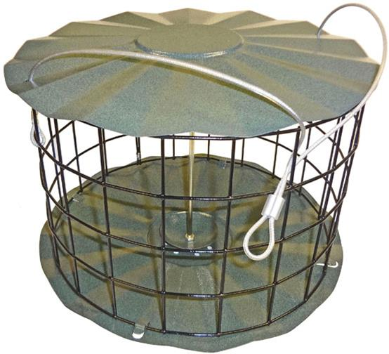 CYFB2 - Seed Cylinder Feeder Dove Proof - USA - Click Image to Close