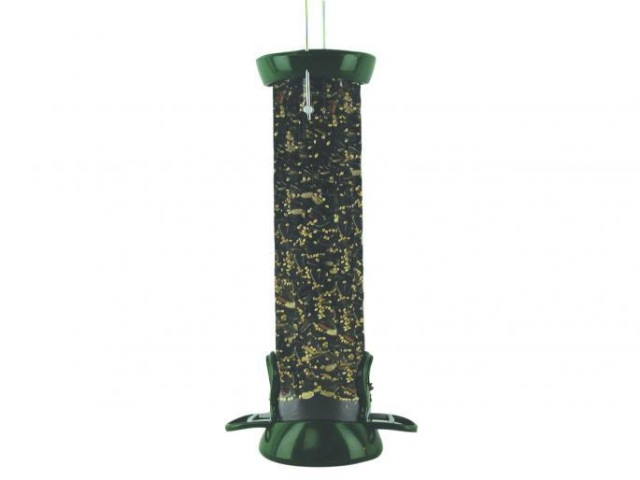 BC-CC12 -Clever Clean 12 Inch Tube Feeder - Click Image to Close