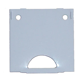 CD12 - Purple Martin House Crescent Doors - Set of 12 - Click Image to Close